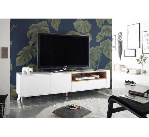 Oryginalna szafka pod tv – funkcjonalny i estetyczny element salonu