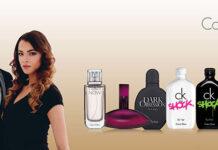 Bogaty wybór zapachów Calvin Klein