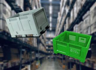 Produkcja opakowań plastikowych dla przemysłu